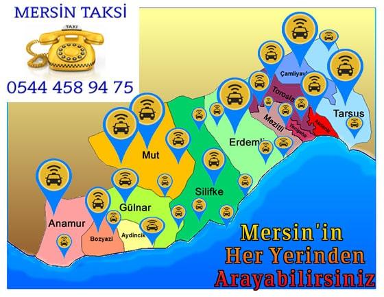 mersin taksi numaraları, mersin taksi, mersin göçmen taksi, yenişehir taksi